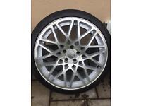 """Rotiform Alloys 19"""" (Fits Audi A4 A6 VW Golf Passat Caddy etc)"""