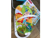 Fisher price rocker 0+ months
