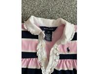 Ralph Lauren baby dress 9M