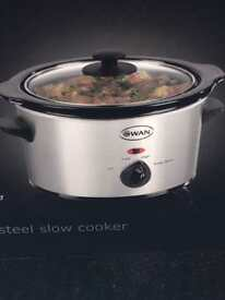 Slow cooker brand new