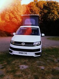 Vw t6 campervan transporter 2016 66