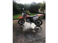 AJS jsm 50cc super moto