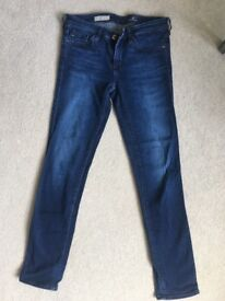 NEW AG WOMENS JEANS 26R FOR SALE CIGARETTE LEG IN PERFECT CONDITION