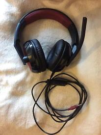Gaming corsair raptor headset. Cheap bargain