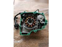 Honda CRF250 2015 ignition cover with stator
