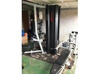 Multi gym life fitness fit 3