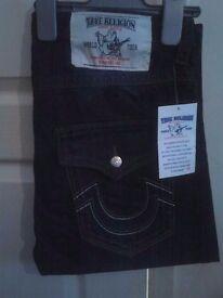 Brand new mens designer jeans