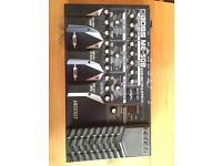 Boss ME-50B Bass multi-effects unit