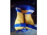 Childs life jacket