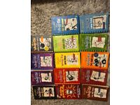 Diary of a wimpy kid - 14 Fab Books!!
