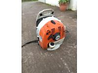 Stihl backpack blower br350