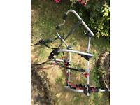 FREE. Universal Bike Rack - Rear Mounted