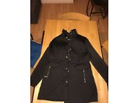 Massimo Dutti quilted women's jacket XL