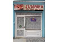 Summer Relaxing New Chinese Massage Open