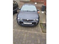 USED MANUAL CAR ROVER MG ZR 2003 1.4 /3 DOOR PETROL