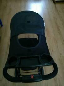 Pushchair. Hauck shopper easy fold pushchair