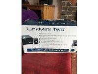 Cyruslink iPod Dock & Speakers Black Glossy