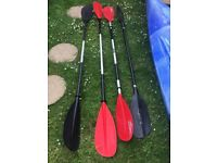 Kayak / Canoe Paddles £25 each