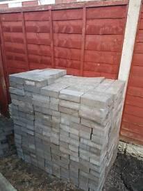 Reclaimed Block Paving Bricks/ pavers