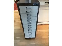 Bisley Multi drawer filing cabinet
