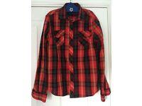 Boys firetrap shirt