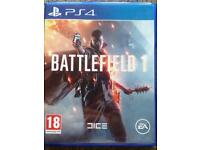 Battlefield 1 - PS4 Games