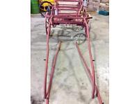 Training cart