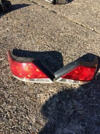 Astra h twin port 2010 rear lights the pair vgc 07594145438