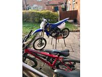 Yz85 !!! CASH OFFERS OR SWAPS????