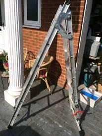 Multi functional ladders