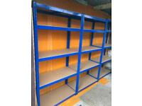 HEAVY DUTY BAYS x3 FOR £160 FREE DELIVERY