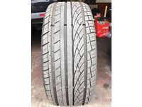 """22"""" Set of 4 wheels and tyres for Ranger Rover."""