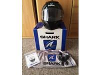 Shark Race-R Pro Motorcycle Helmet Size Large