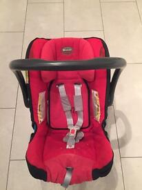 Car seat - Britax Baby Safe group 0+ infant carrier