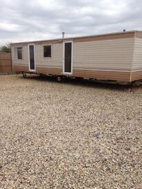 Static caravan for rent 2 bedroom very clean home 700 pm