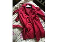 Small pink coat
