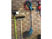 Qualcast lawn strimmer