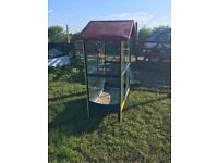 large heavy duty bird cage