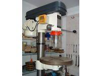 Axminster APTC CH - 16 Piller Drill VGC