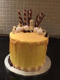 Drip Cakes, Cupcakes & Cheesecakes