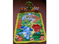V-TECH BABY EXPLORE AND LEARN PLAY MAT