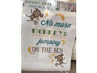 Jungle themed nursery bundle