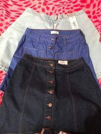 Women's bundle of clothing, mostly new.. River Island, New Look, Superdry