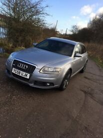 Audi A6 Avant 2.7 TDi S Line Le Mans Edition - High Specification - 58 Plate