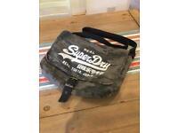 Superdry satchel bag