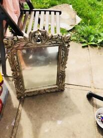 Small wall mount mirror to sell