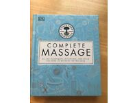 Neal's Yard Remedies Complete Massage Book - Like New