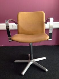 4 Italian design Salon Chairs made by Pietranera