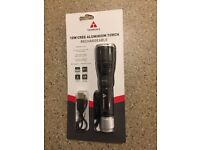 RECHARGEABLE TORCH - NEW