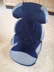 Mothercare Car seat suitable from 18 months - depending on size of child £15